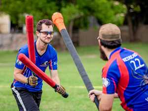 Jugger comes to town: Gympie's first game
