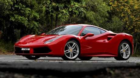 ALTERNATIVE: Instead, how about a brand new Ferrari 488 GTB?