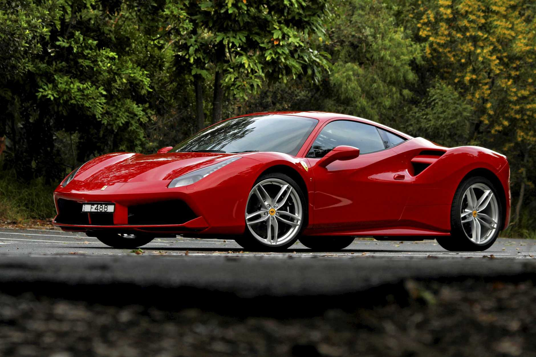 ALTERNATIVE: Instead, how about a brand new Ferrari 488 GTB?