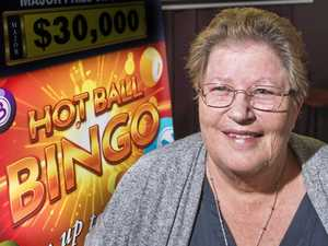 Woman hits jackpot with one-in-a-million win at Bingo