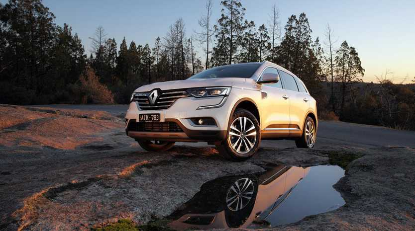 Renault Koleos Zen And Intens Suv Road Test And Review Queensland