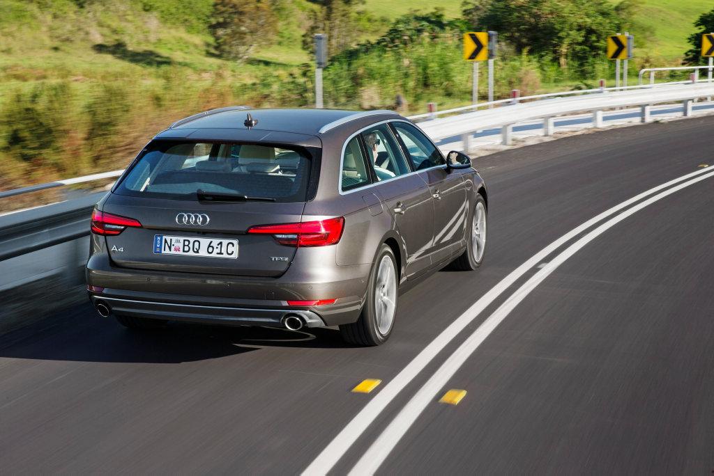 2016 Audi A4 Avant TFSI Sport