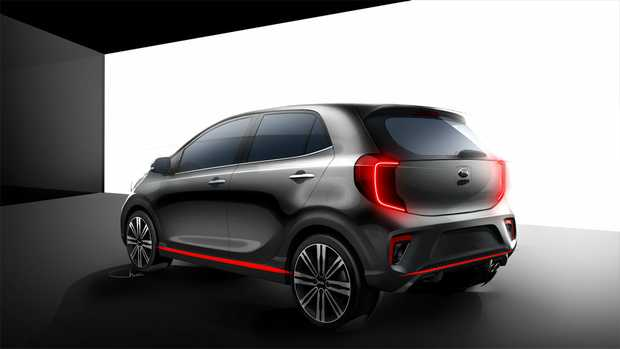 COMING IN 2017: New Picanto one of Kia's new arrivals in what should be a busy 2017 for the Korean brand.