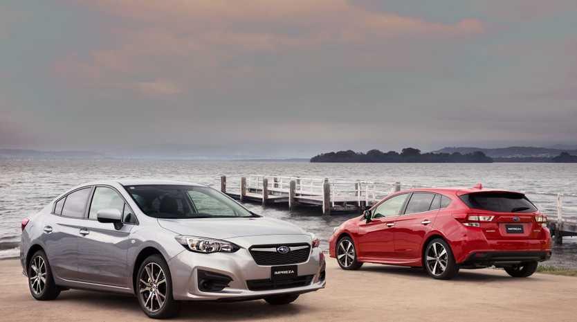 2017 Subaru Impreza road test and review | Sunshine Coast Daily