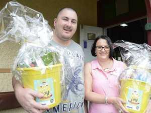 YellowBridge donates 227 'buckets of joy' to those in need