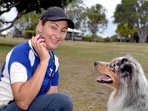 Fraser Coast goes barking mad for Bella and Spook
