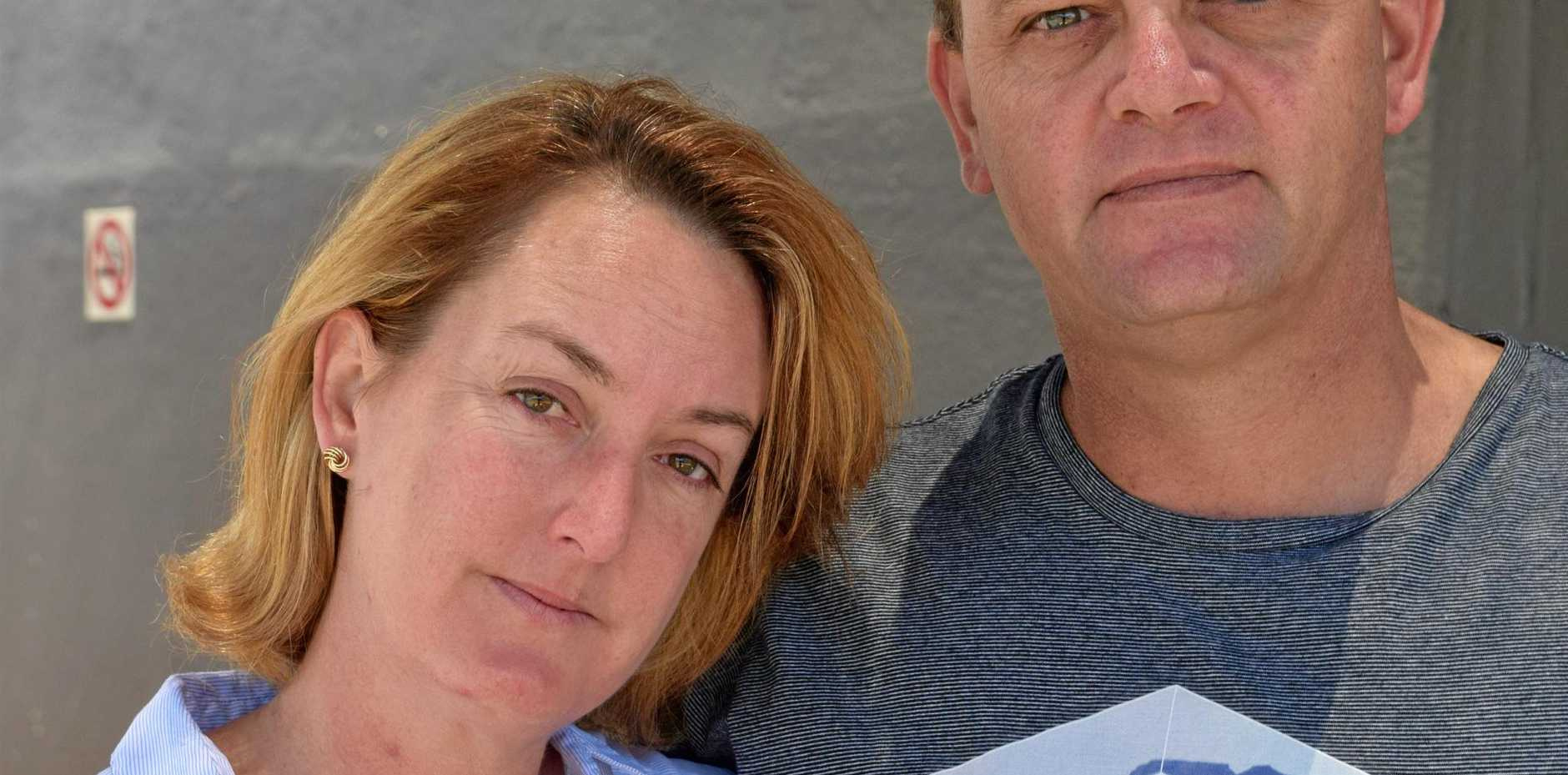 Since losing the Great Northern Sports Club in November, things have only got worse for Sally and James Wynne.
