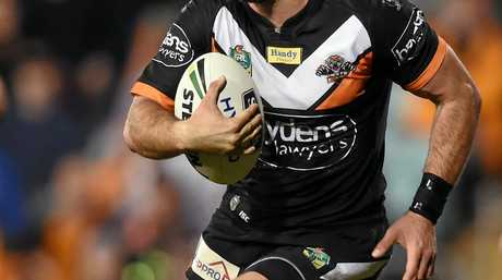 Tigers ace James Tedesco.