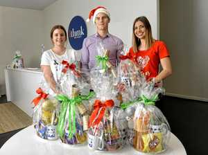 Hampers are helping those doing it tough