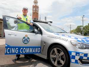 Police step up presence for holiday road safety