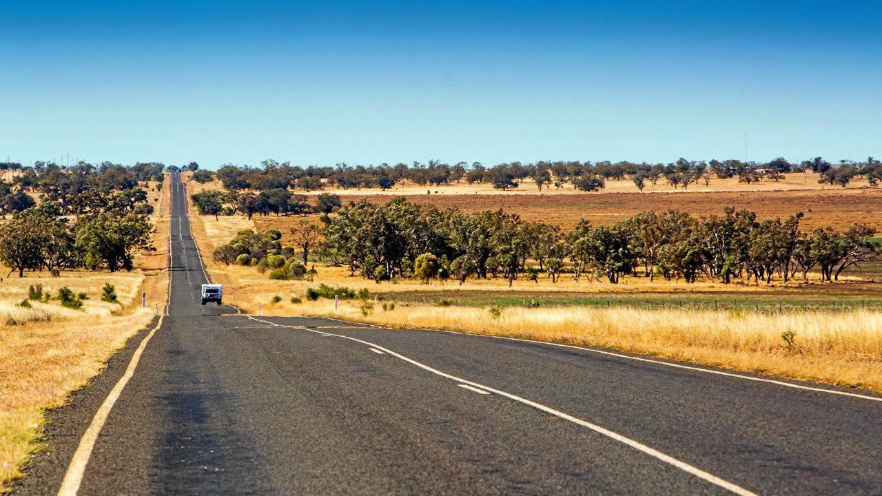 The Capricorn Highway