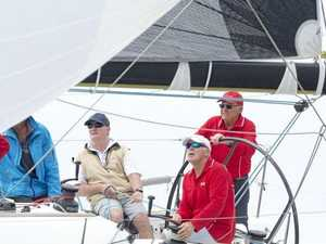 Sailing stalwart intent on winning epic race