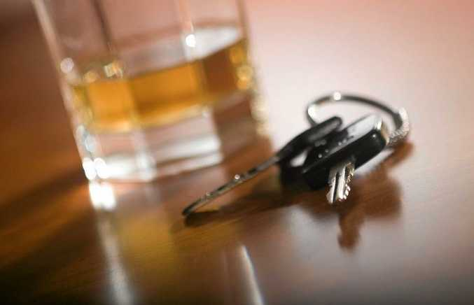 A man has been charged with high range drink driving, and police said he had a child in the car.