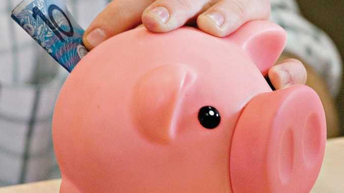 SMART PIGGY: It's never to early to start planning and saving for your retirement.