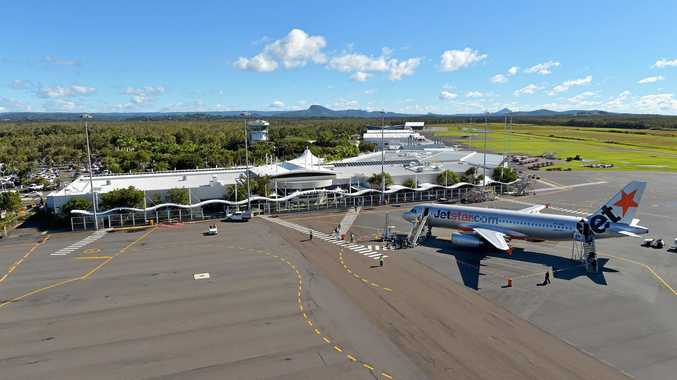 AIRPORT EXPANSION: The Sunshine Coast Council has revealed it's preferred investor for the airport expansion project.