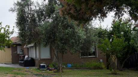 AFP officers conducted a raid on homes in Melbourne's morthern suburbs overnight.