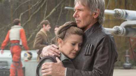 Although she only recently admitted to a 'hook-up' with Harrison Ford she said her co-star was a 'bad kisser'.