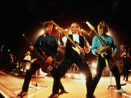 Status Quo were a phenomenal live band.