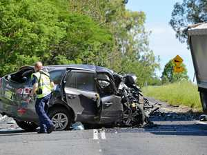 Gympie's road deaths doubled in past year