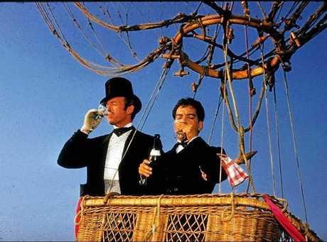 Around The World In Eighty Days the movie starring David Niven.