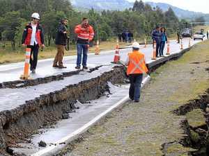Major earthquake rocks Chile, no fatalities reported