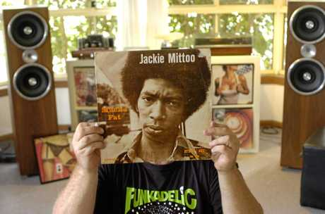 Matthew 'The Vinyl Junkie