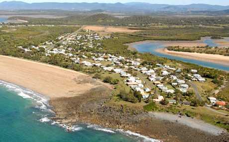 Campwin Beach.