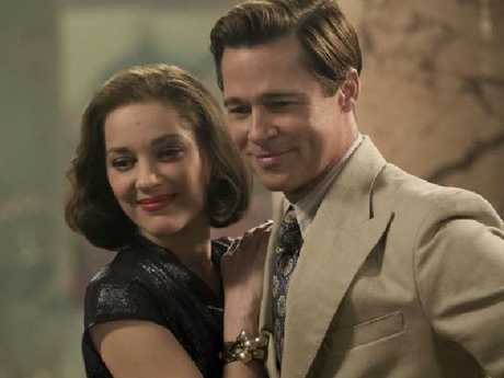 Brad Pitt and Marion Cotillard don't convince critics in Allied.