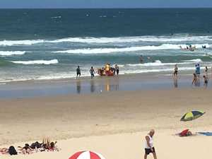 Lifesavers called into action in Coolum rescue