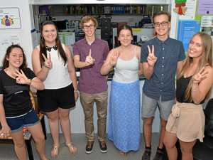 Top OP scores for Lockyer High students