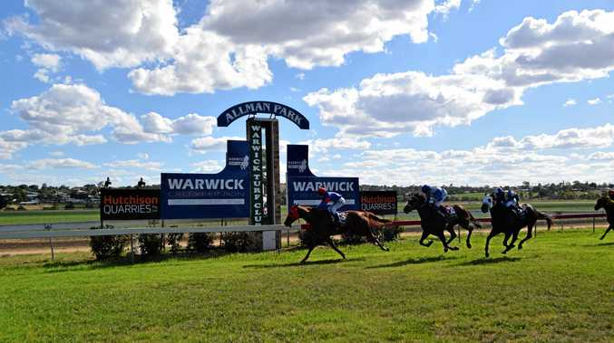 BOXING DAY: Sweet Repeat wins over Irish Constabulary and Fiercely Defiant in the Olsens Produce/Freestone Feedlot Magic Millions Country Cup Qualifier Open Hcp.