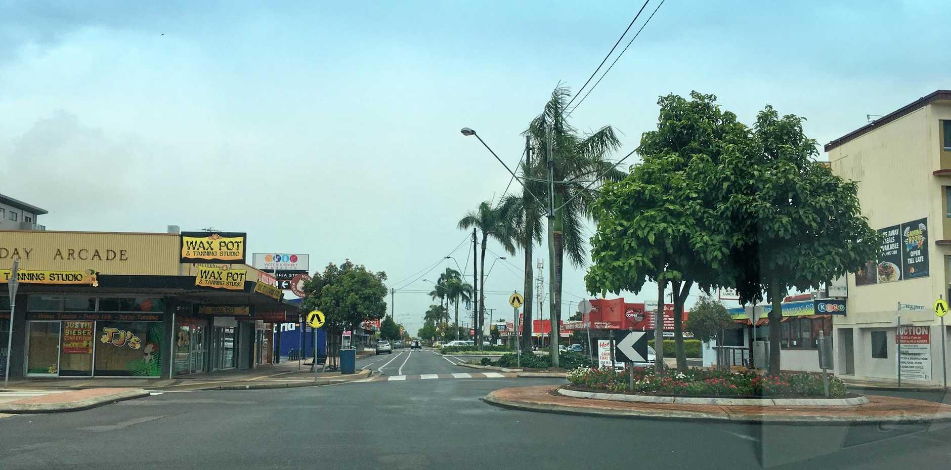 Victoria St, Mackay