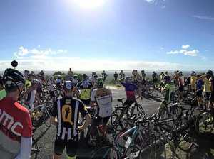 Cycle clubs come together to 'Ride For Emma'