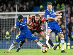 Chelsea downs Bournemouth to set new winning record