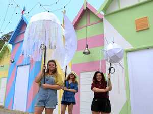 Festivalgoers take centre stage in Woodford first