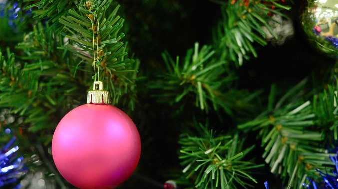 Christmas tree bauble. Photo: David Nielsen / The Queensland Times