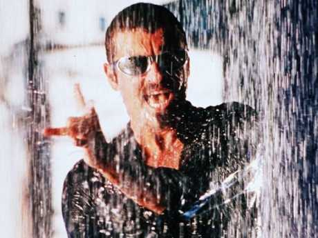 George Michael's Fastlove video is one of many being snapped up by Australians on iTunes.