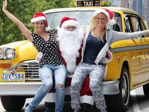 Cabbie dishes the dirt on Christmas taxi antics