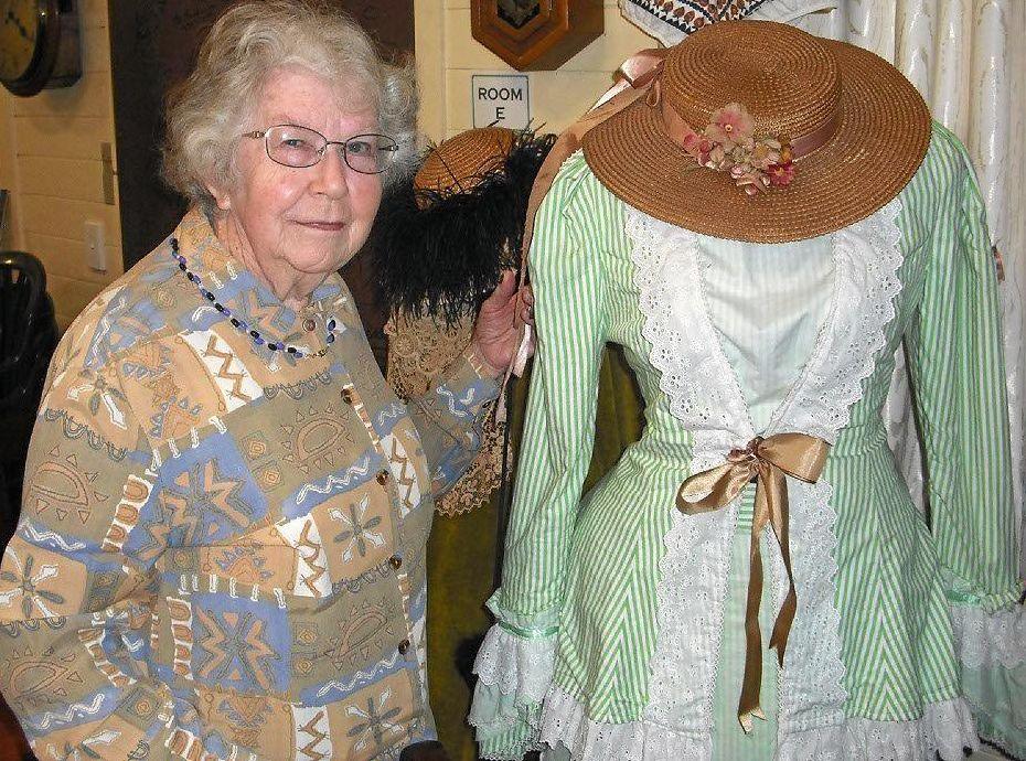 Noosa Museum's Jeanette Alfredson