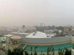 Rain blanket covers Mackay Dec 28