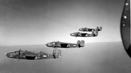 Don Mackay B52 bombers