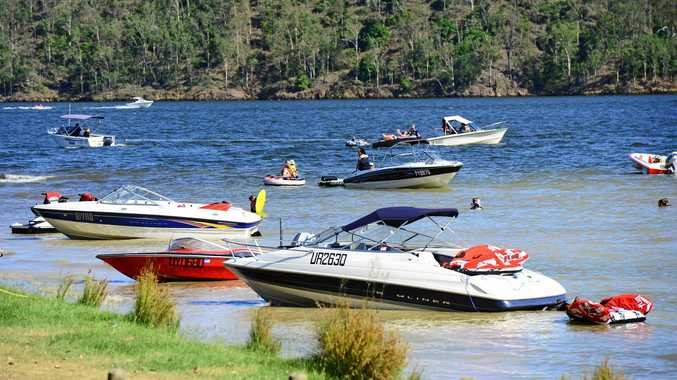 Boaties will not be required to buy a permit to use Somerset and Wivenhoe dams from July 1.