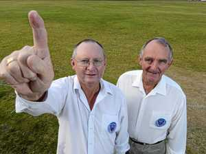 Local umpires take centre stage for Country Cup