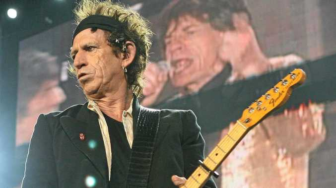 WALKING MIRACLE: Mystery surrounds the survival of Rolling Stones guitarist Keith Richards, still alive and performing despite years of drug abuse.