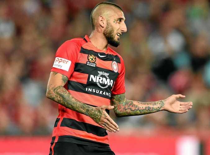 Kerem Bulut has been released by the Western Sydney Wanderers.