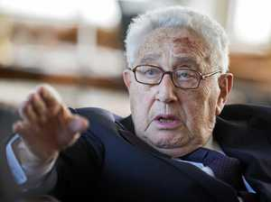 Kissinger planning his new role