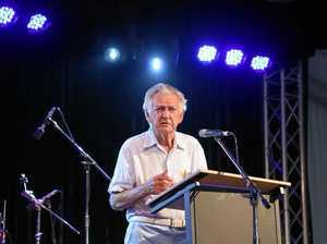 Bob Hawke on the cost of progress