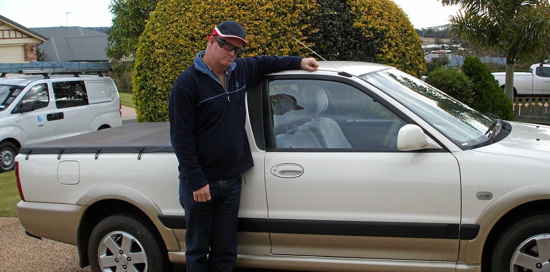 MISSING: Toowoomba man Paul Anderson, 49.