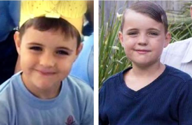 Josiah Sisson, 9, died in hospital today.Source:News Corp Australia