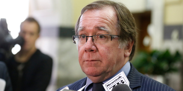 Foreign Minister Murray McCully was reportedly warned of a